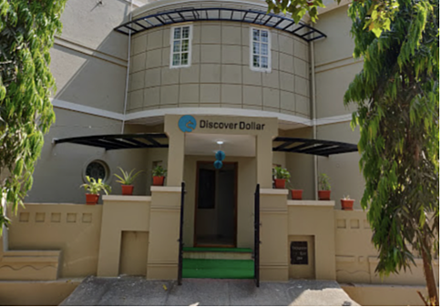 Office of Discover Dollar in Bangalore